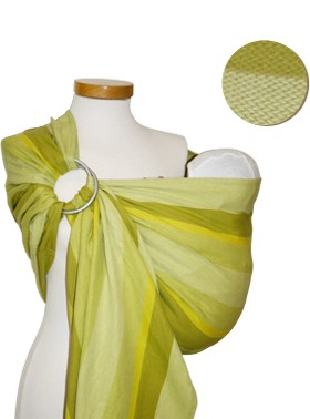 Storchenwiege Olivia Organic Ring Sling